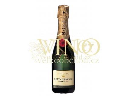 Champagne Moët & Chandon Brut Impérial 0,375 l šampaňské