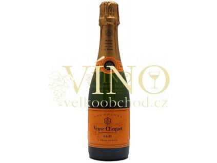 Champagne Veuve Clicquot Ponsardin Brut 0,375 l šampaňské