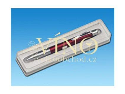 VANJA krabička na pero, transparentní průsvitná