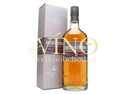 Auchentoshan Three Wood 0,7 l 43 %, single malt whisky