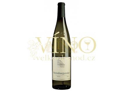 Kellerei Terlan Weissburgunder DOC italské bílé víno z oblasti Trentino-Alto Adige