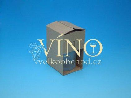 GB KYLE dárková krabička, přírodní