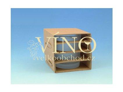 GB ERIC dárková krabička, přírodní