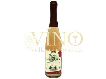 Víno - BIO Clostermann Apfel + Rose 0,75l
