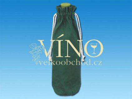 BARON vak na víno, zelená