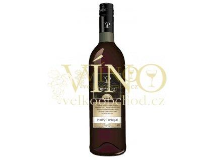 Víno - Vinařství Přítluky, Modrý Portugal