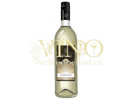 Víno - Vinařství Přítluky, Veltlínské zelené