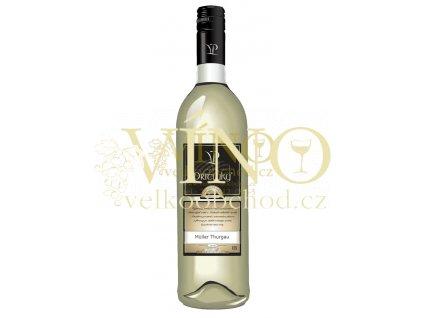 Víno - Vinařství Přítluky, Müller Thurgau