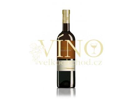 Bodegas Abanico Las Colinas del Ebro Selection DO 0,75 L suché španělské červené víno z Terra Alta