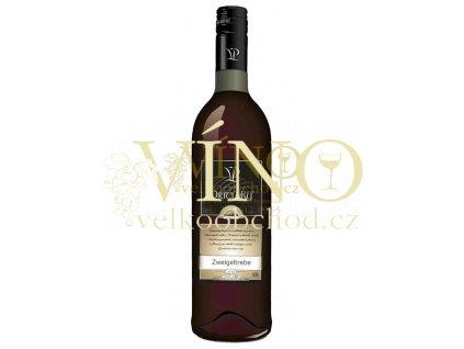 Víno - Vinařství Přítluky, Zweigeltrebe