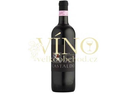 Carpineto Chianti Castaldo DOCG 0,75 L suché italské červené víno z Toscana