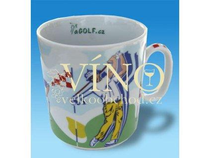 aGOLF - porcelánový hrnek zn. Thun