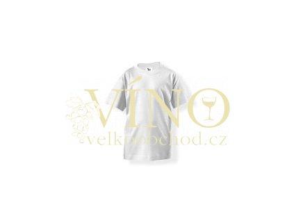 GOOFY Classic dětské tričko 160g, vel. 6 let, bílá