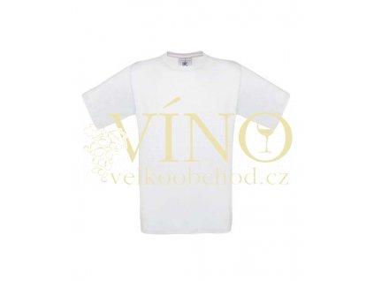 EXACT tričko, vel. L, bílá