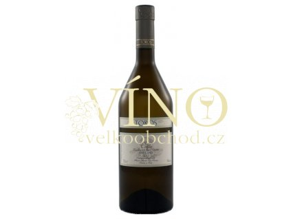Franco Toros Friulano Collio DOC 2017 0,75 l italské bílé víno z oblasti Friuli