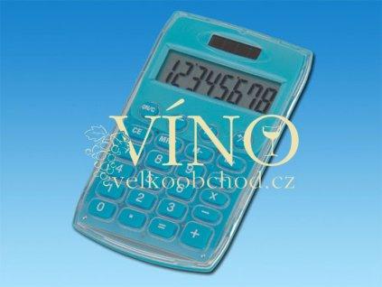 ROLF kalkulačka, modrá