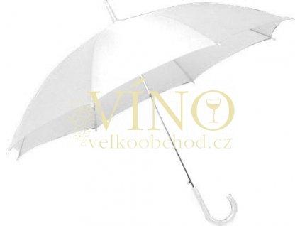 Plastic deštník GA-310, bílá