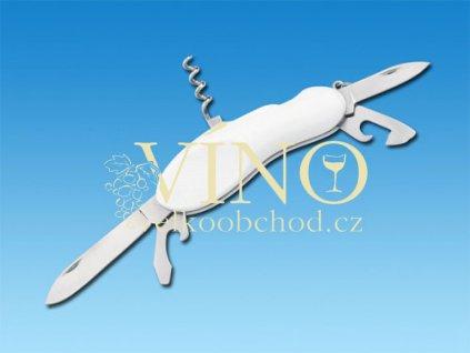 PYRALIS kapesní nůž, bílá