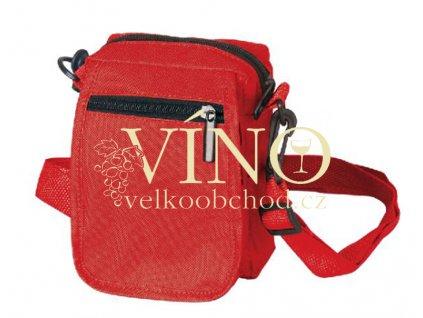 KARAN taška přes rameno, červená