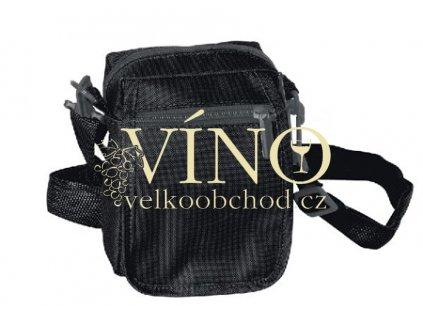 KARAN taška přes rameno, černá