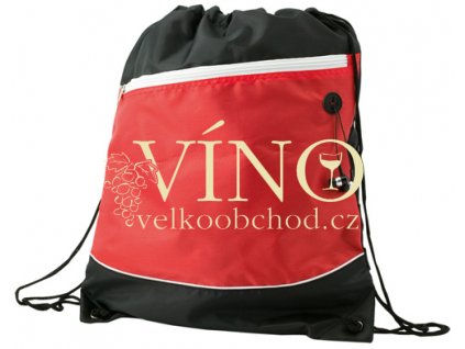 COBRA batoh, červený