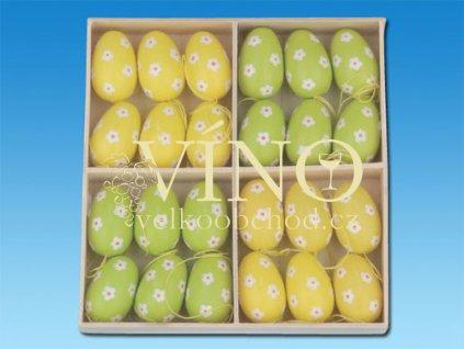 SHINO velikonoční vejce 24 ks
