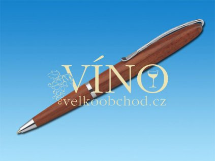 ARLENE kuličkové pero, hnědá