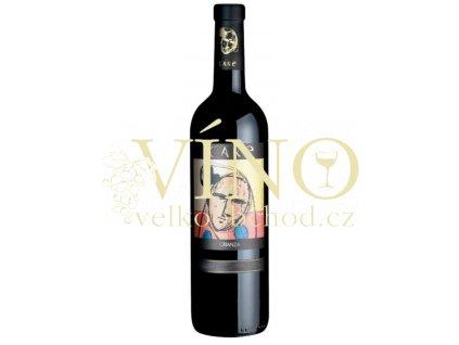 Bodegas Aňadas Care Crianza 2016 Cuveé 0,75 L suché španělské červené víno z Cariňena
