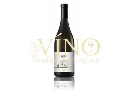 Bodegas Abanico LO Patinet BIO 0,75 L suché španělské červené víno z Montsant
