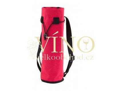 FRESHER taška na láhev, červená