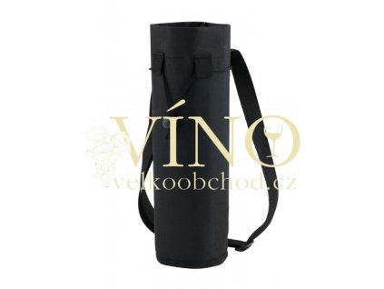 FRESHER taška na láhev, černá