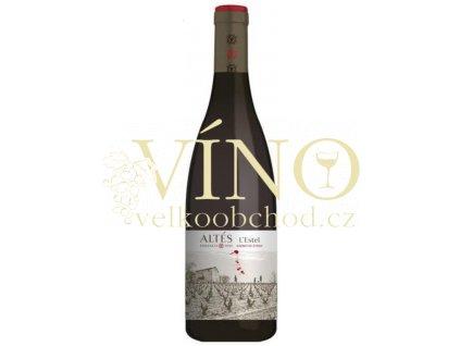 Bodegas Abanico Herencia Altes L´Estel DO 0,75 l suché španělské červené víno z Terra Alta