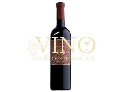 Feudo Arancio Syrah IGT 0,75 l suché italské červené víno ze Sicílie