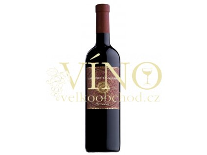 Feudo Arancio Cabernet Sauvignon Sicilia IGT 0,75 l suché italské červené víno ze Sicílie
