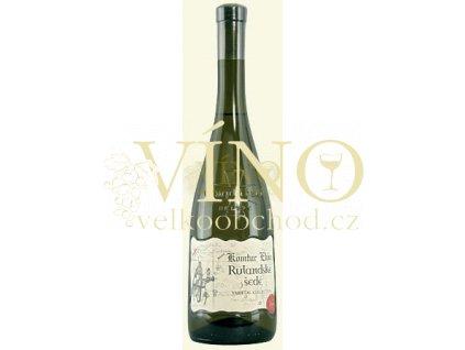 Templářské sklepy Komtur Ekko Varietal Collection Rulandské šedé suché víno