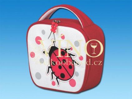 POPSIE taška, červená