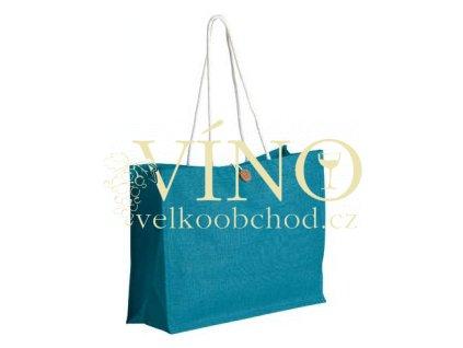 HAVANNA plážová taška, modrá
