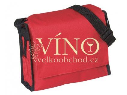 FEST taška na dokumenty, červená