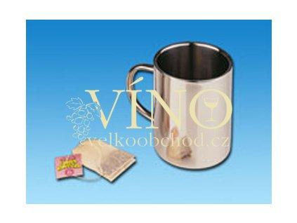 VOX II hrnek z nerezi 0,4l, chrom