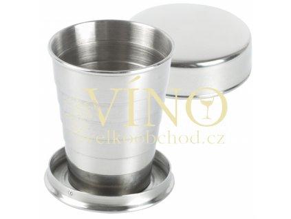 Skládací cestovní pohárek 100 ml