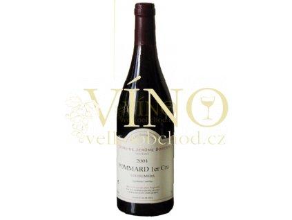 Domaine Sordet Pommard 1er cru Les Fremiers 0,75 L suché francouzské červené víno z oblasti Bourgogne