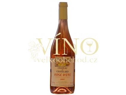 Beaujolais rosé 2005