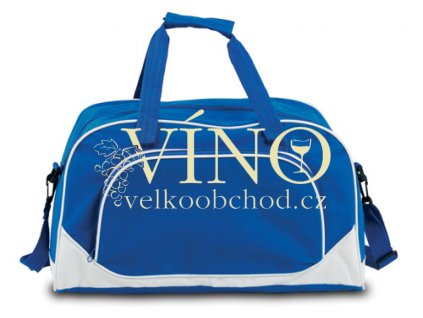NOVO sportovní taška, modrá