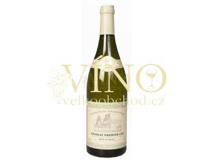 Domaine de Chardonnay Chablis Premier cru - Mont de Milieu 0,75 L