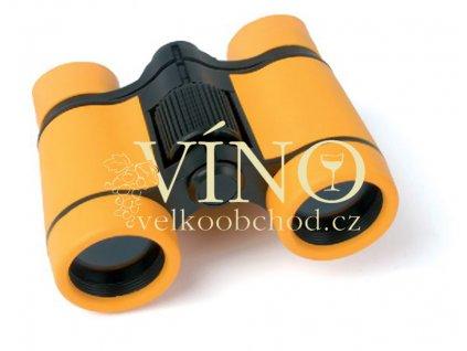 KENTA dalekohled, žlutý