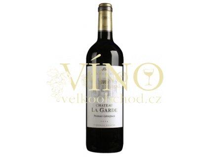 Víno - Château La Garde, r. 2004