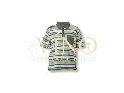 Golf Polo 200 pánská polokošile, vel. L khaki