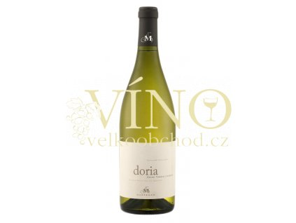Marrenon Luberon blanc - Doria 0,75 L bílé francouzské víno