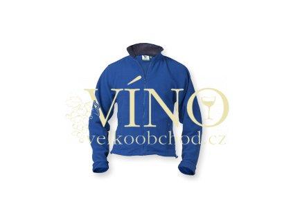 MISHA Fleece Jacket 280g, dámská mikina, vel. S, královská modrá