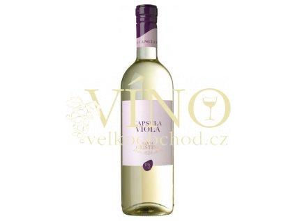 Antinori Tenuta Santa Cristina Capsula Viola IGT italské bílé nízkoalkoholické víno z oblasti Toscana